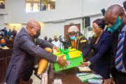 Gov. Abiodun presents N339 billion 2021 budget to Ogun Assembly