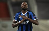 Man City target Lukaku from Inter Milan