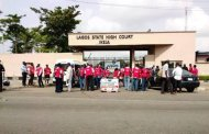 Strike continues, say judiciary workers