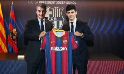 Barcelona sign another Messi from Austria