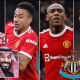 Newcastle are 'plotting a transfer raid for FOUR Manchester United players