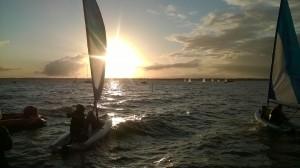 Supervised Sailing Sutton Creek