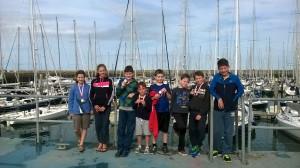 SDC Sailors @ HYC Regatta