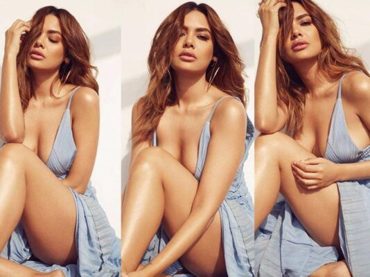 esha gupta shares bold pictures on Instagram