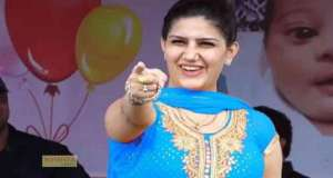 sapna-choudhary-bindass-dance-on-chhori-bindass-haryanvi-song