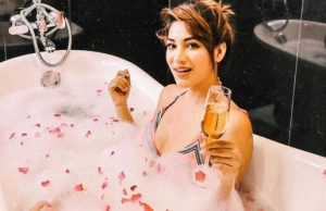 shivani-singhh-poses-in-a-bathtub-and-sets-the-internet-on-fire