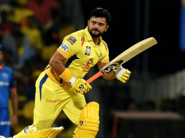 Suresh Raina Out Of IPL 2020, Returns To India Due To