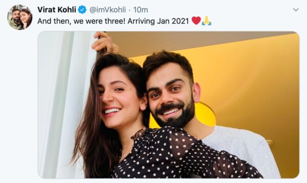 Anushka Sharma Is PREGNANT, Virat To Become PAPA