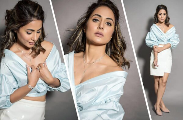 Hot pictures of hina khan that broke the internet
