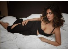 Riya Sen is Making our Jaws Drop with her black outfits