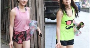 Sara Ali Khan Sweats it Out in the Gym