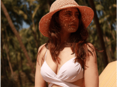 Sanjeeda Sheikh sets the temperature soaring in these latest bikini pics
