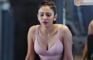 5 Hot Photos Of Rakul Preet's Gym Outfits