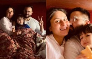 Kareena Kapoor and Saif Ali Khan Blessed with a Baby Boy