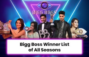 List of All Bigg Boss Winners – From Rahul Roy to Sidharth Shukla, Check Out