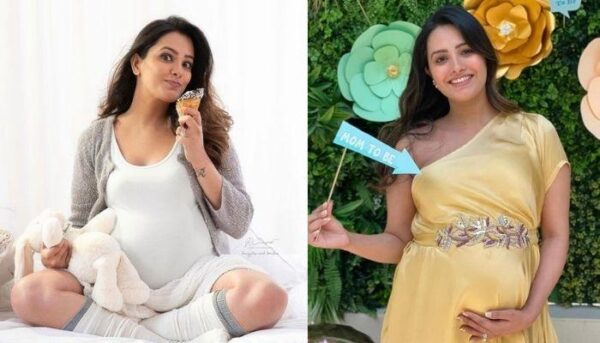 Anita Hassanandani's Latest Picture from her Maternity Shoot will leave you Awe-Struck