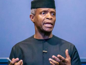 Osinbajo says lifting 20m Nigerians out of poverty in 2 years within reach