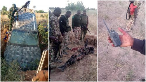Boko Haram Fighters Eliminated