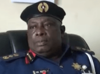Finally, Hillary Madu confirmed as NSCDC boss
