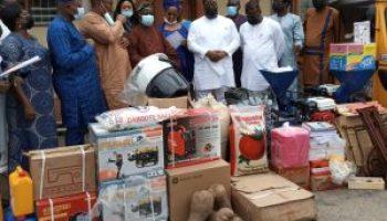 NIMASA donates materials to empower IDPs in FCT – Newsdiaryonline