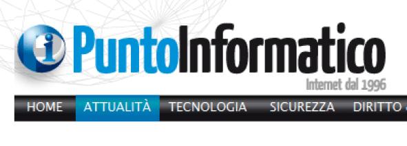 blog di tecnologia punto informatico