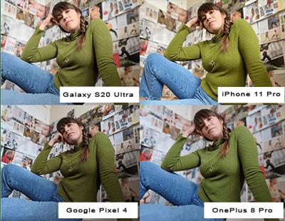 Il migliore per scattare selfie con la modalità ritratto