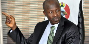 BREAKING: EFCC speaks on Magus arrest