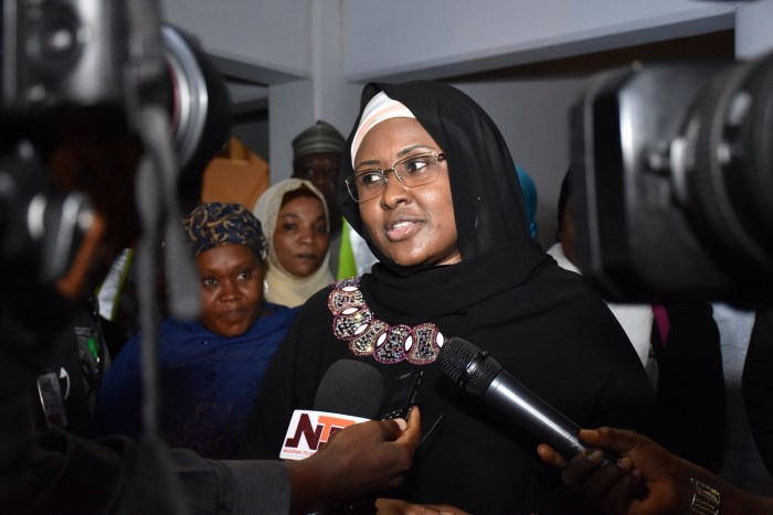BREAKING: Presidency speaks on Shooting Incident in Aso-rock involving Aisha Buhari