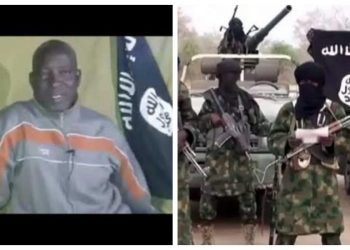 CAN chairman abducted by Boko Haram cries out for help (Video)