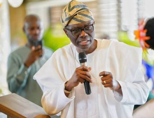 What Sanwo-olu told Kumuyi, Olukoya, religious leaders about re-opening Churches, Mosques