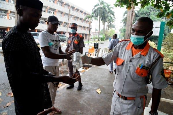 4 New Cases Of Coronavirus Confirmed In Nigeria