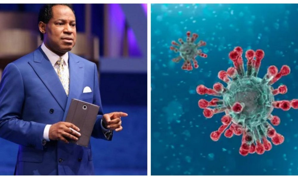 Oyakhilome reveals connection between 5G network and coronavirus