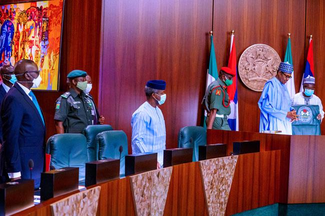 Power shift in presidency: Fear grips service chiefs, ministers