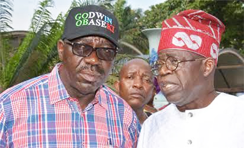 I Cant Help You  Tinubu Tells Embattled Governor, Obaseki