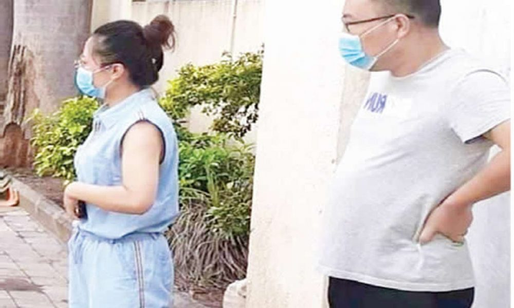 Chinese couple lock up eight Nigerian employees for four months