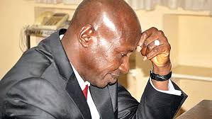 BREAKING: EFCC Boss, Ibrahim Magu suspended