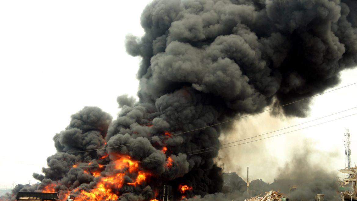 BREAKING: Explosion Rocks Airport Road In Adamawa - Newsdirect