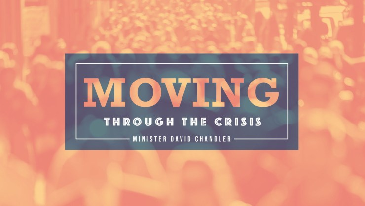 Moving Through the Crisis Image