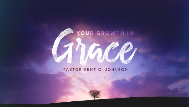 Your Growth in Grace Image