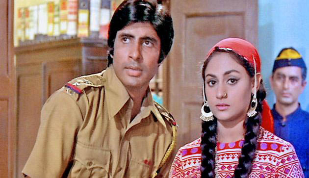 Image result for zanjeer jaya amitabh