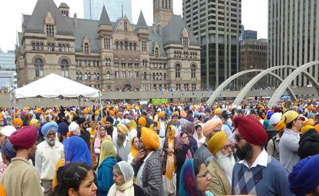 Image result for Sikhs in Canada