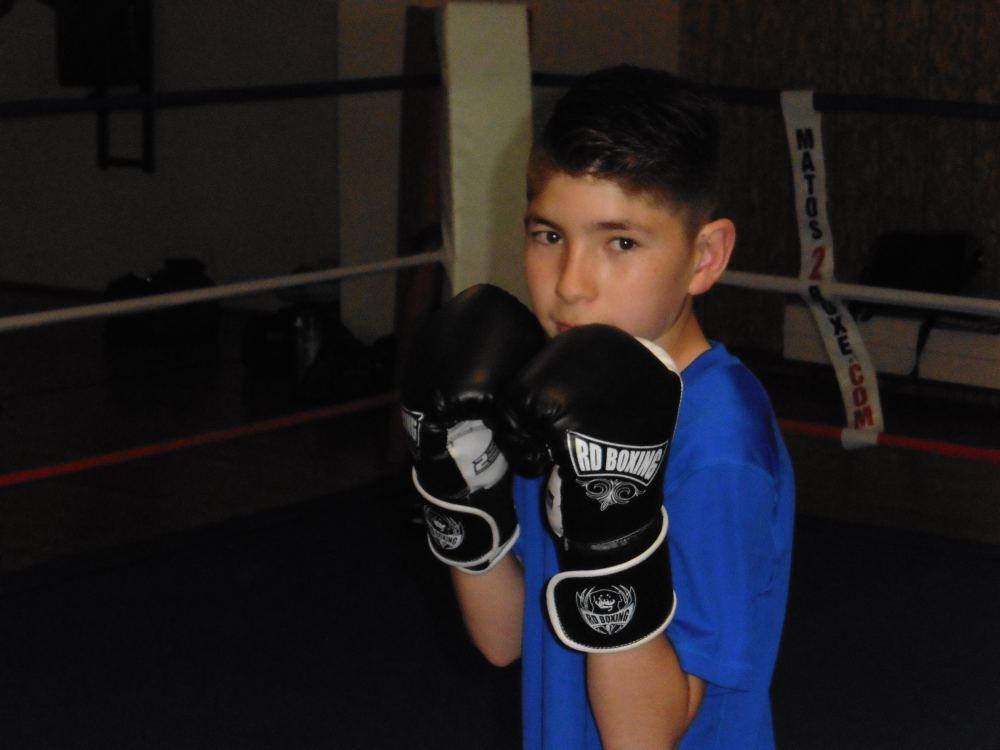 GENAS | Kyrian Ho, bel espoir de la boxe française à seulement 11 ans