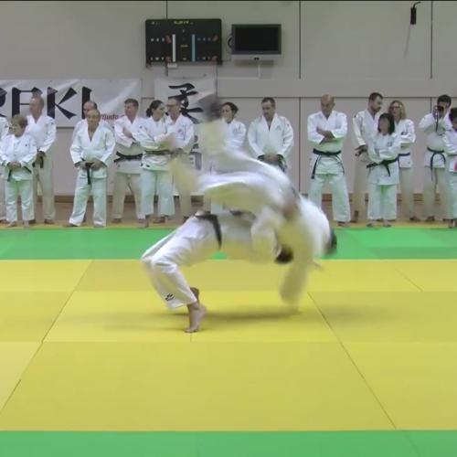 GENAS | 210 adhérents à l'ESGA judo – jujitsu et taïso