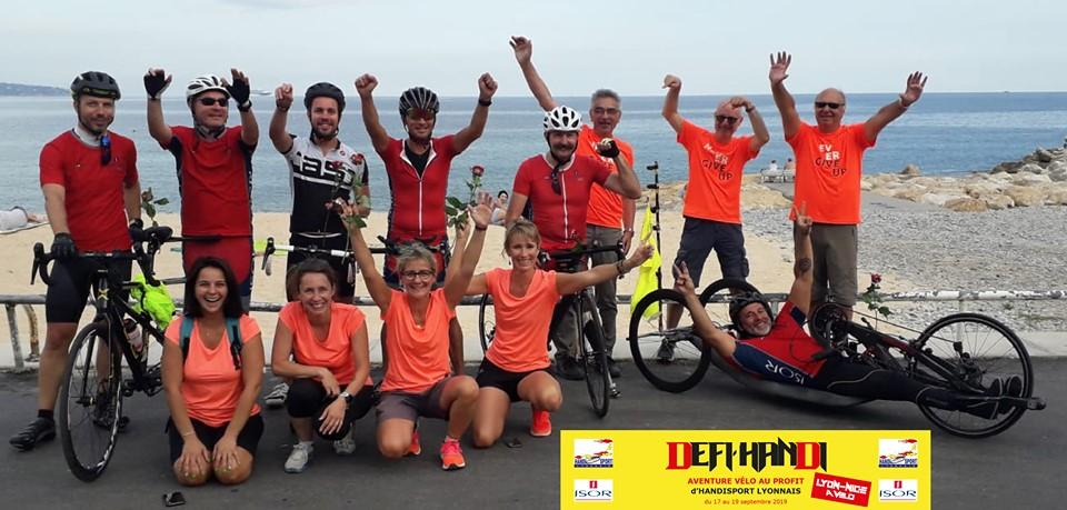 LYON-NICE à vélo en 3 jours > objectif atteint !