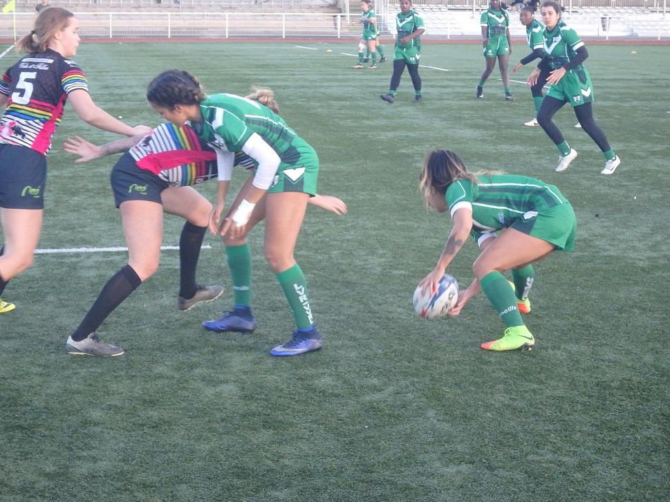 VAULX-EN-VELIN | Le grand saut de Selma du foot au rugby à XIII