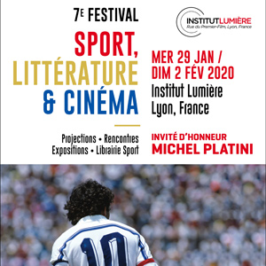 Festival Sport Littérature et Cinéma