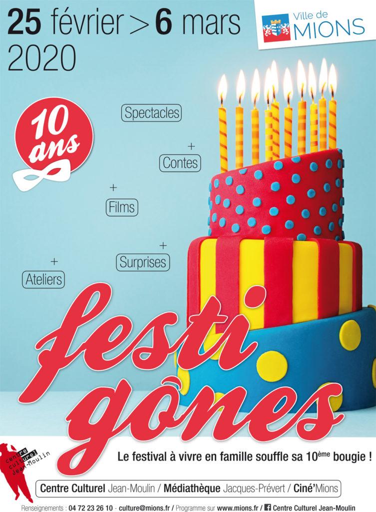 MIONS | Les 10 ans des Festigones