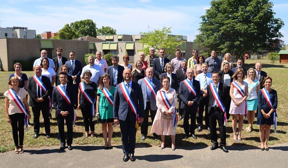 MEYZIEU | Christophe Quiniou réélu maire