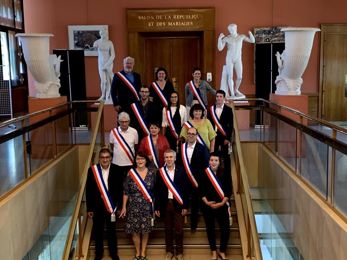 LYON 8 | Un nouveau maire pour l'arrondissement