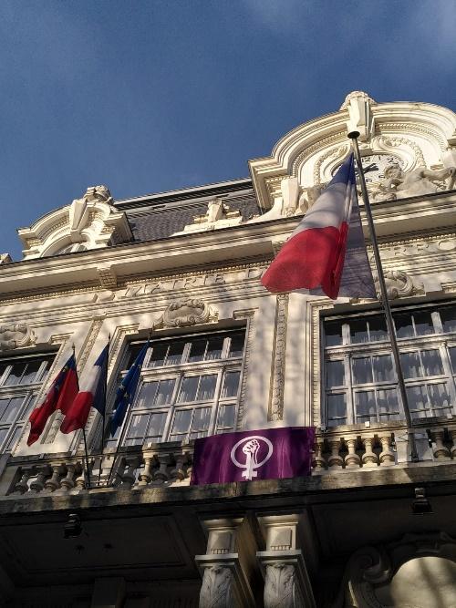 LYON | Contre les violences faites aux femmes, le 7° arrondissement se mobilise